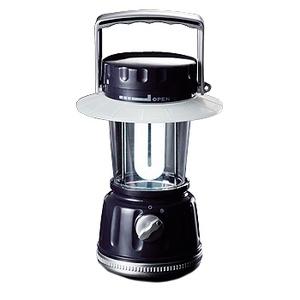 BUNDOK(バンドック) BD-271NV 蛍光灯ランタン ネイビー/シルバー