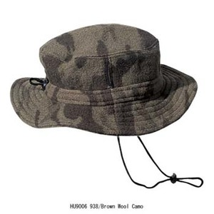 Columbia(コロンビア) ギャラティンレンジウールブーニィ 938(Brown Wool Camo)