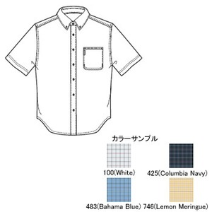 Columbia(コロンビア) アルバニーシャツ XS 100(White)