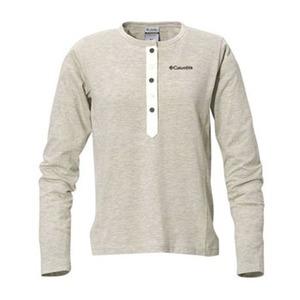 Columbia(コロンビア) ウィメンズ ゲイロードTシャツ L 022(Stone)