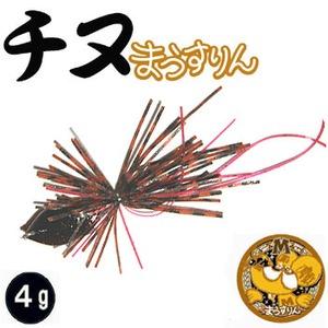 DAMIKI JAPAN(ダミキジャパン) チヌまうすりん 4g #21 Mブラウン