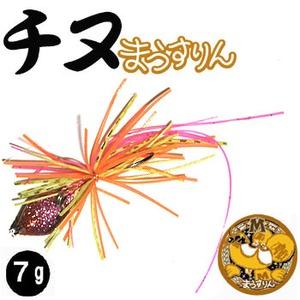 DAMIKI JAPAN(ダミキジャパン) チヌまうすりん 7g #23 YOパッション