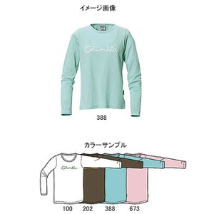 Columbia(コロンビア) ウィメンズ キャンプアウトTシャツ XL 673(Valentine)