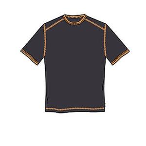 Columbia(コロンビア) マウンテンテックリンガーTシャツ S 021(Nimbus)
