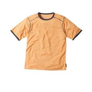 Columbia(コロンビア) マウンテンテックリンガーTシャツ S 862(Tangerine)