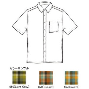 Columbia(コロンビア) ルーニークリークシャツ S 060(Light Grey)