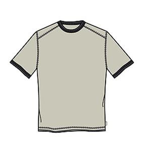 Columbia(コロンビア) マウンテンテックリンガーTシャツ 6 160(Fossil)
