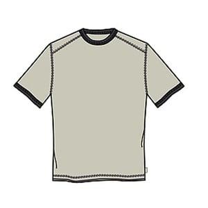 Columbia(コロンビア) マウンテンテックリンガーTシャツ 7 160(Fossil)