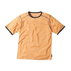 Columbia(コロンビア) マウンテンテックリンガーTシャツ 7 862(Tangerine)