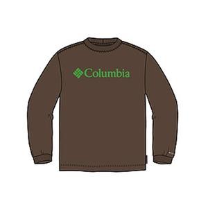 Columbia(コロンビア) ベントOイングTシャツ L 202(Dark Brown)