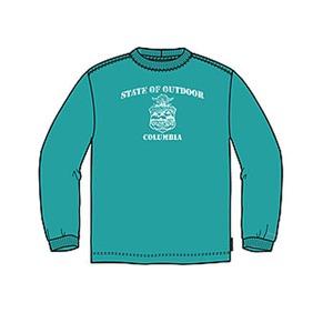 Columbia(コロンビア) CSCステイトTシャツ XL 390(Tahiti)