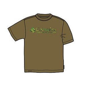 Columbia(コロンビア) カモゴーゴーTシャツ S 376(Bright Moss)