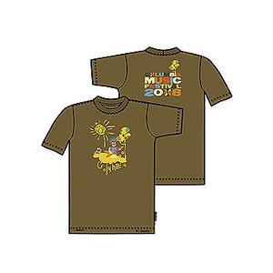 Columbia(コロンビア) ウィメンズ ルーニーフェスティバルTシャツ S 376(Bright Moss)