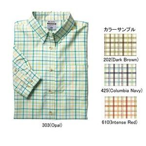 Columbia(コロンビア) ウィメンズ バーウィックシャツ XL 202(Dark Brown)
