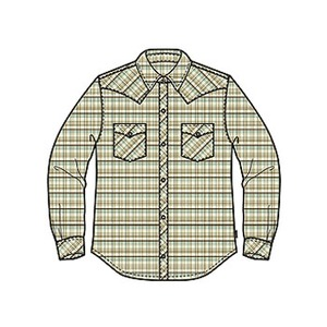 Columbia(コロンビア) ウィメンズ ブーンヒルシャツ XL 202(Dark Brown)