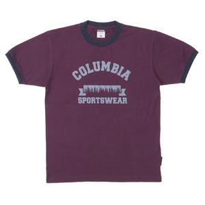 Columbia(コロンビア) フィエラガーデンTシャツ S 639(Black Cherry)