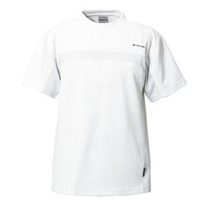 Columbia(コロンビア) ピアレスTシャツ XS 100(White)