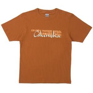 Columbia(コロンビア) ダップTシャツ S 854(Papaya)