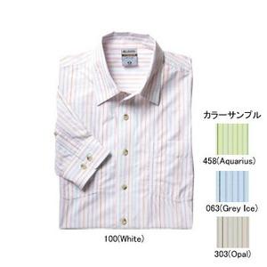Columbia(コロンビア) ティフトンシャツ XL 063(Grey Ice)