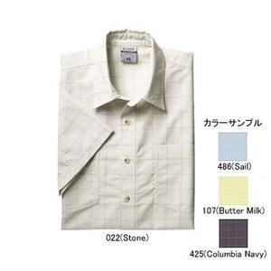 Columbia(コロンビア) レスターシャツ XS 107(Butter Milk)