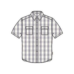 Columbia(コロンビア) シェルポイントシャツ XS 519(Petunia)