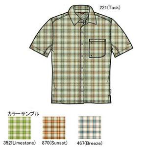 Columbia(コロンビア) グラインドストーンリッジシャツ S 467(Breeze)