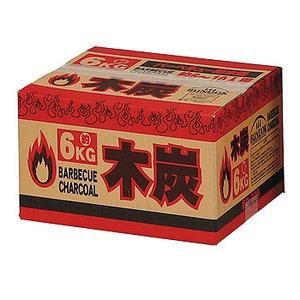 BUNDOK(バンドック) 木炭 6kg