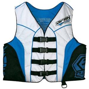 J-FISH ボルケーノ2ライフベスト XL BLUE