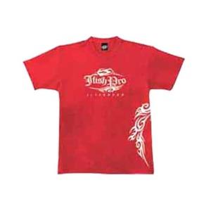 J-FISH プロTシャツ XL RED