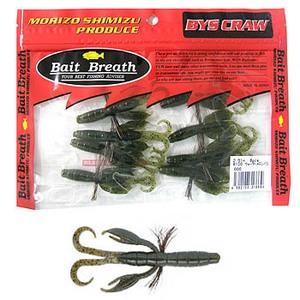 Bait Breath(ベイトブレス) バイスクロー 2.5インチ #106B ウォーターメロン/シード