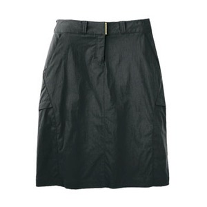 Exofficio(エクスオフィシオ) エクスカーションスカート XS BK(black)