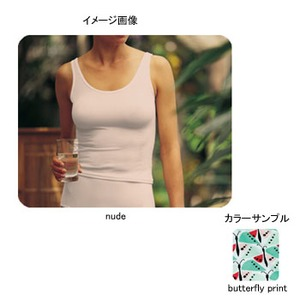 Exofficio(エクスオフィシオ) ギブンゴー タンク S butterfly print