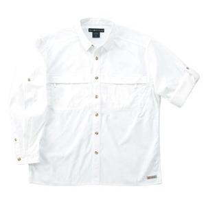 Exofficio(エクスオフィシオ) バグズアウェイ ポプリンライトLS XL WT(white)