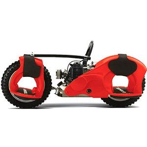 G-Wheel(ジ-ウィール) SB50 スタンドバイク レッド