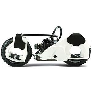 G-Wheel(ジ-ウィール) SB50 スタンドバイク ホワイト