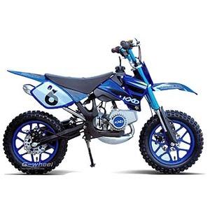 G-Wheel(ジ-ウィール) KXD50 ミニモト ダートバイク Blue