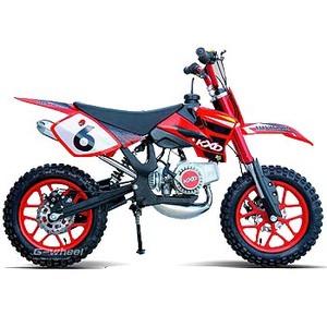 G-Wheel(ジ-ウィール) KXD50 ミニモト ダートバイク Red