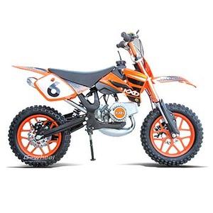 G-Wheel(ジ-ウィール) KXD50 ミニモト ダートバイク Orange