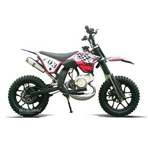 G-Wheel(ジ-ウィール) NewKXD50 ミニモト ダートバイク Black