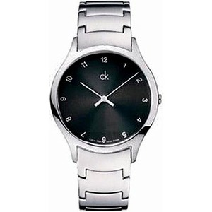 Calvin Klein(カルバンクライン) ck classic extension SS(クラシック エクステンション) K2621102 BLACK