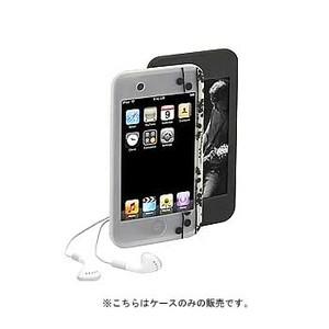 CASE LOGIC(ケースロジック) プレイヤーケース iPodシリーズ clear vine×dark gray