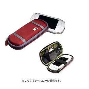 CASE LOGIC(ケースロジック) SONY PSPゲームケース レッド