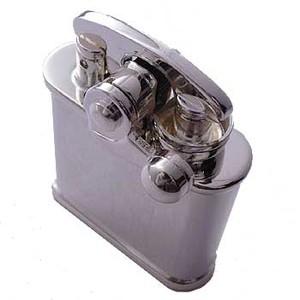 COLIBRI(コリブリ) フリントオイルライター(オイルタンク付) 1 シルバーシャイニー