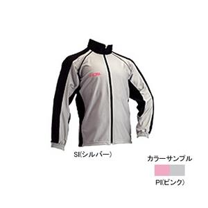 4DM(フォーディーエム) 4WAYストレッチ トレーニングトップ MENS L PI(ピンク)