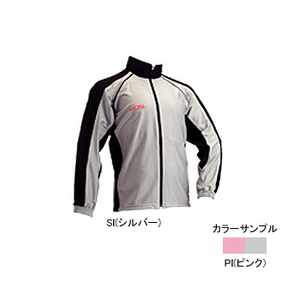 4DM(フォーディーエム) 4WAYストレッチ トレーニングトップ MENS S PI(ピンク)
