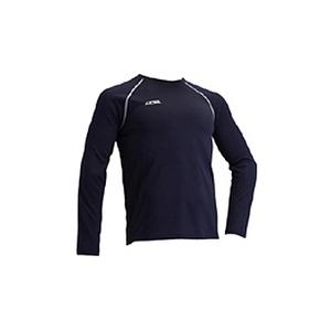 4DM(フォーディーエム) クルーロングスリーブシャツ MENS XO N(ネイビー)