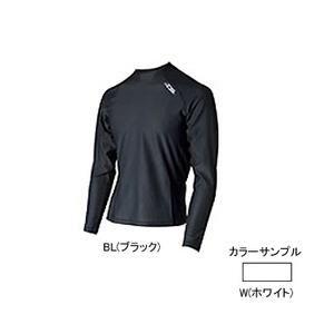 4DM(フォーディーエム) メッシュロングスリーブシャツ MENS S W(ホワイト)