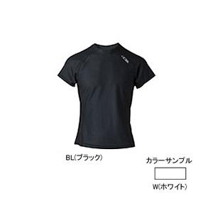 4DM(フォーディーエム) メッシュショートスリーブシャツ MENS XO W(ホワイト)