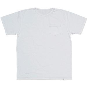 EMBalance(エンバランス ポケット付きTシャツ SS ホワイト