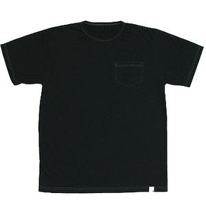 EMBalance(エンバランス ポケット付きTシャツ SS ブラック